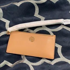 Handbags - Tory Burch Zip Card Case